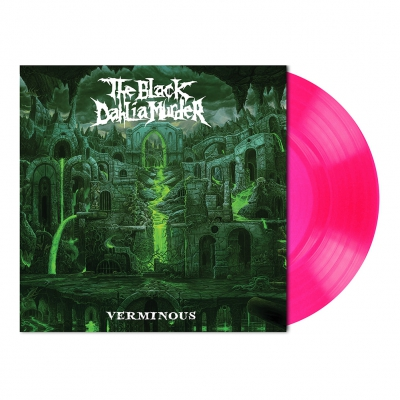 The Black Dahlia Murder - Verminous | Pink Vinyl