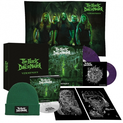 The Black Dahlia Murder - Verminous | Vinyl Box