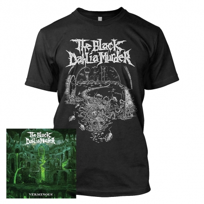 The Black Dahlia Murder - Verminous | DIGI-CD Bundle