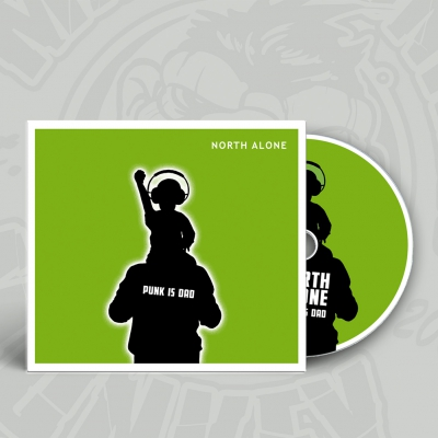 North Alone - Punk Is Dad | CD