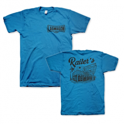 Lagwagon - Railer 89 | T-Shirt