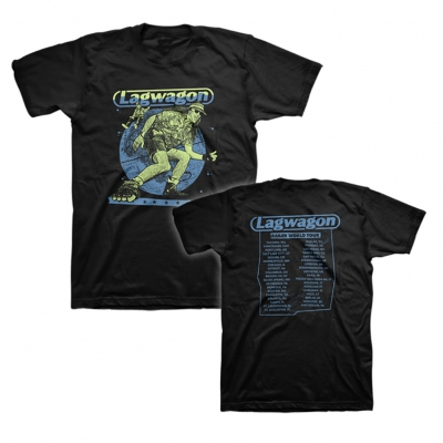 Lagwagon - Railer Tour | T-Shirt