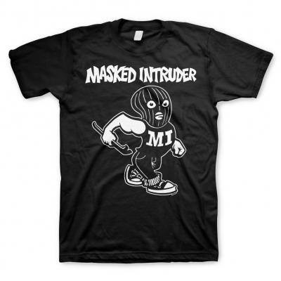 masked-intruder - Mascot | T-Shirt