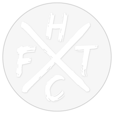 frank-turner - FTHC | Transparent Sticker