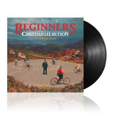Christian Lee Hutson - Beginners | Black Vinyl