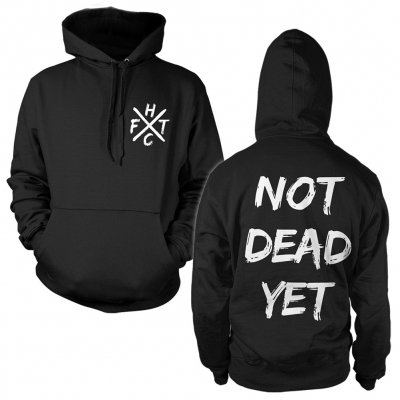 frank-turner - Not Dead Yet | Hoodie