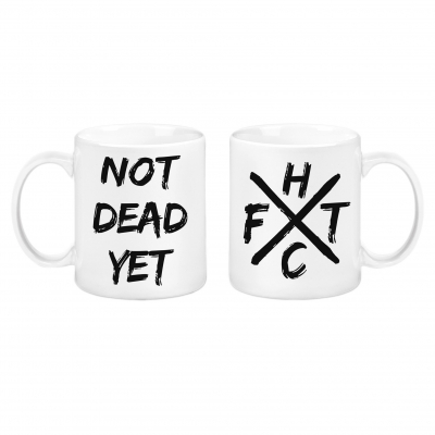Frank Turner - Not Dead Yet | Coffee Mug