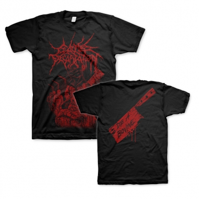 metal-blade - Decapitation Of Cattle | T-Shirt