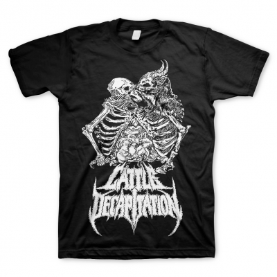 cattle-decapitation - Writhe | T-Shirt