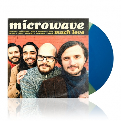 Microwave - Much Love | Tri-Color Vinyl