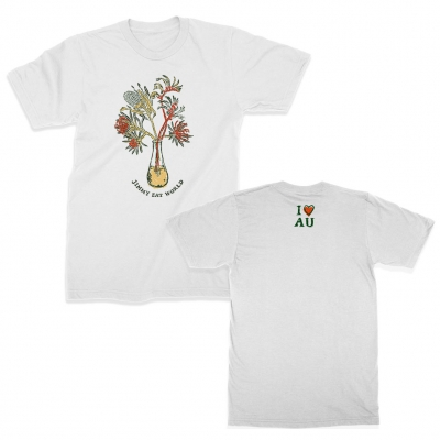 Jimmy Eat World - Australian Native Plants | T-Shirt