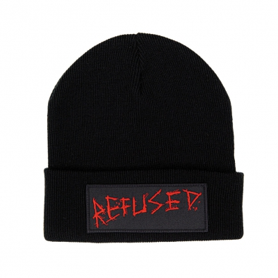 Refused - War Music Logo | Beanie