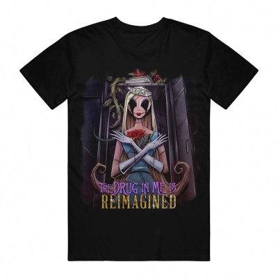 shop - The Drug In Me Is Reimagined | T-Shirt