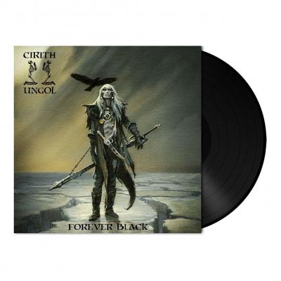 Cirith Ungol - Forever Black | 180g Black Vinyl