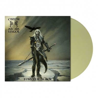 Cirith Ungol - Forever Black | Light Olive Green Vinyl