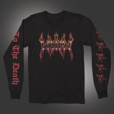 watain - Fire Logo | Longsleeve