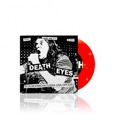 Death Eyes - Si La Revancha Fuera Una Opcion | Red/Yellow 7 Inc
