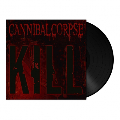 Cannibal Corpse - Kill | 180g Black Vinyl