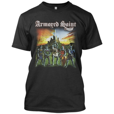 Armored Saint - March Of The Saint | T-Shirt