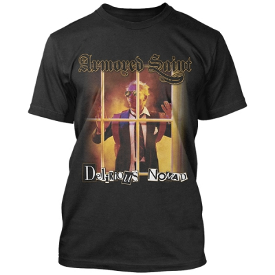 Armored Saint - Delirious Nomad | T-Shirt
