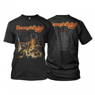 Armored Saint - Raising Fear Tour | T-Shirt