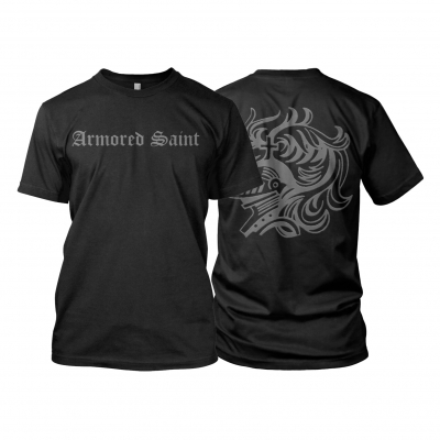 Armored Saint - Logo Tour | T-Shirt