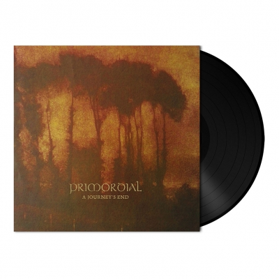 shop - A Journey's End | 180g Black Vinyl
