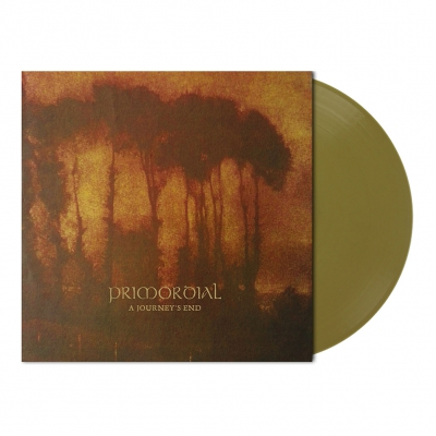 Primordial - A Journey's End | Golden Vinyl