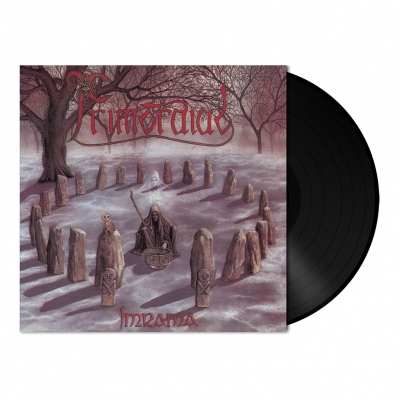 shop - Imrama | 180g Black Vinyl