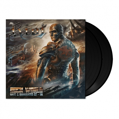 metal-blade - Rock World | 2x180g Black Vinyl