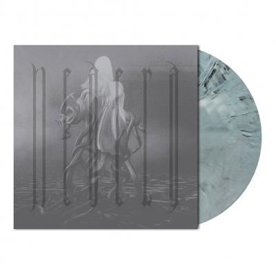 shop - Neaera | Ice-Blue/Black Marbled Vinyl