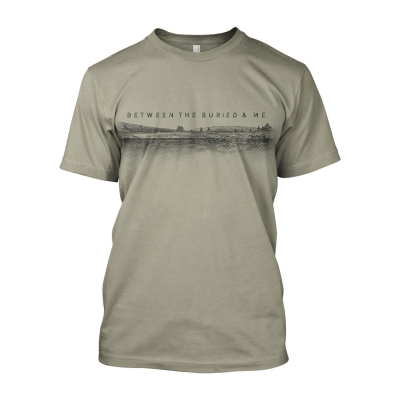 Between The Buried And Me - Coma Ecliptic Live | T-Shirt