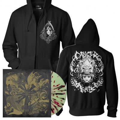 shop - Bear Girl | Splatter Vinyl Bundle