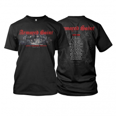 Armored Saint - Win Hands Down Tour | T-Shirt