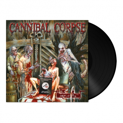 Cannibal Corpse - The Wretched Spawn | 180g Black Vinyl