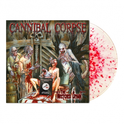 Cannibal Corpse - The Wretched Spawn | Blood Splatter Vinyl
