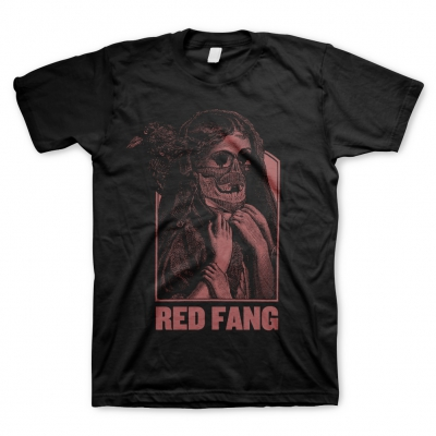 red-fang - Crow Lady Black | T-Shirt