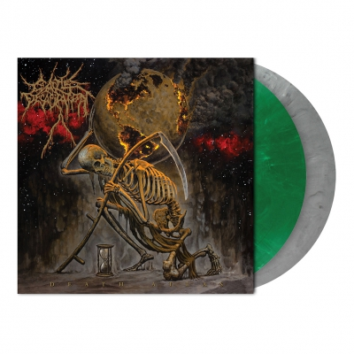 Cattle Decapitation - Death Atlas | 2xThe Unerasable Past Vinyl