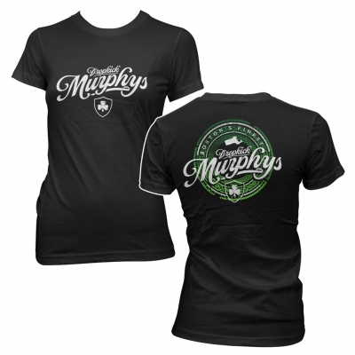 dropkick-murphys - Boston's Finest | Girl T-Shirt