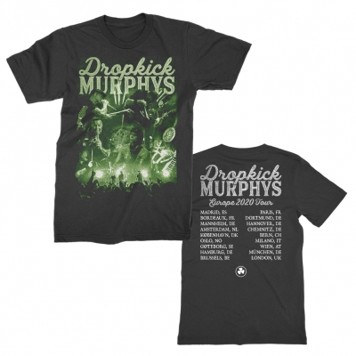 dropkick-murphys - Live Photo Collage Tour 2020 | T-Shirt