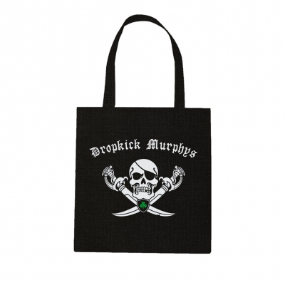dropkick-murphys - Jolly Roger | Tote Bag