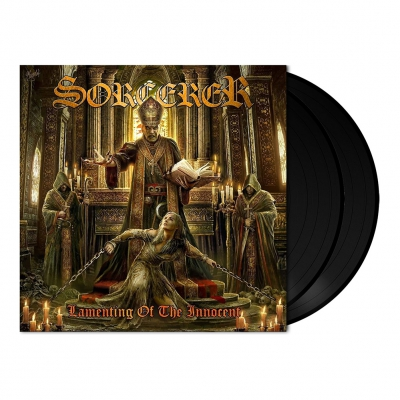 Sorcerer - Lamenting Of The Innocent | 2x180g Black Vinyl