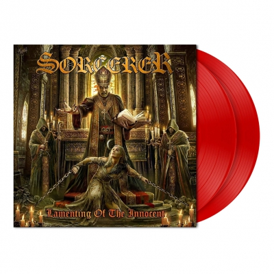 Sorcerer - Lamenting Of The Innocent | 2xTranslucent Red Viny