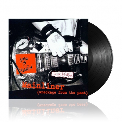 social-distortion - Mainliner (Wreckage From The Past) | Black Vinyl