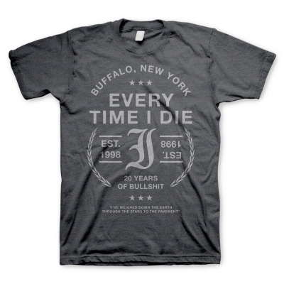 every-time-i-die - Badge | T-Shirt
