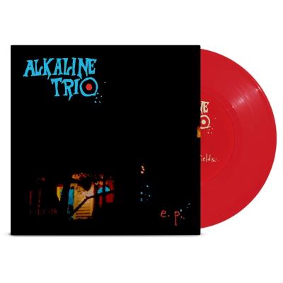 Alkaline Trio - E.P. | Red 7 Inch