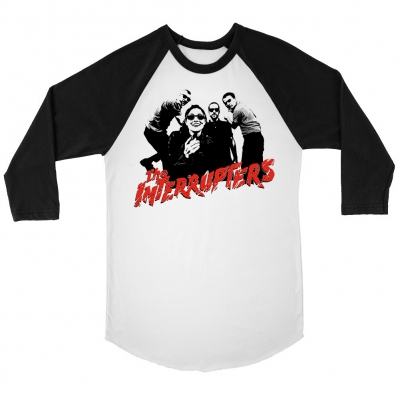 The Interrupters - Clash Baseball | Baseball Longsleeve