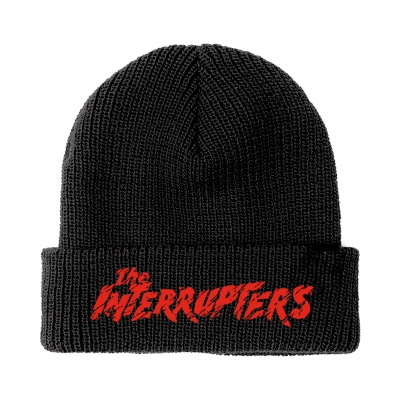 The Interrupters - Logo Red | Beanie