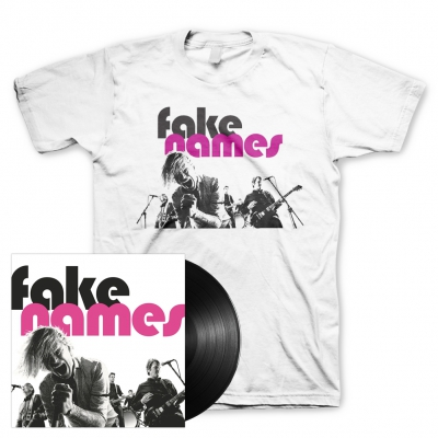 Fake Names | Black Vinyl Bundle