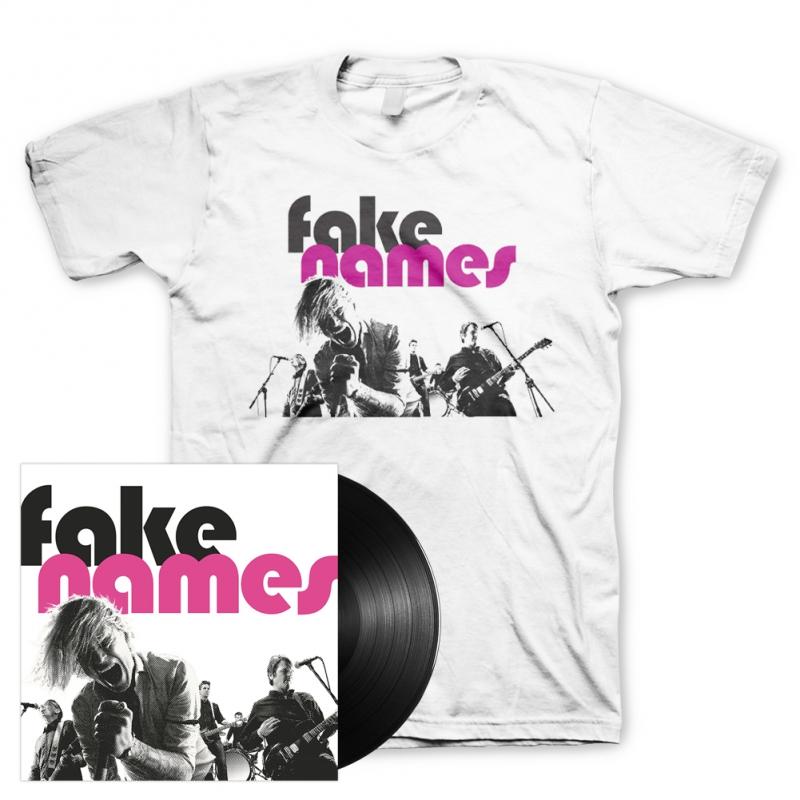 Fake Names - Fake Names | Black Vinyl Bundle